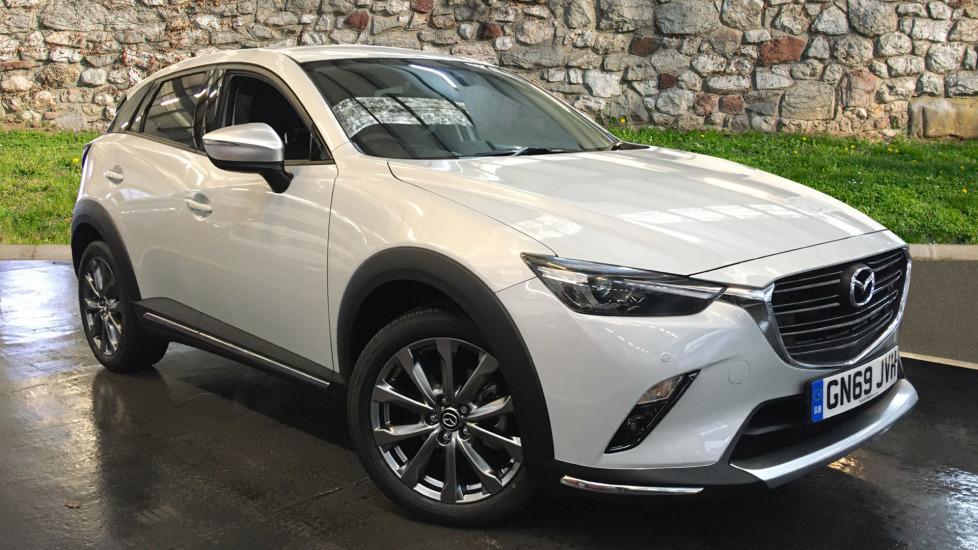 Mazda CX-3 2.0 GT Sport Nav + 5dr Hatchback (2019)