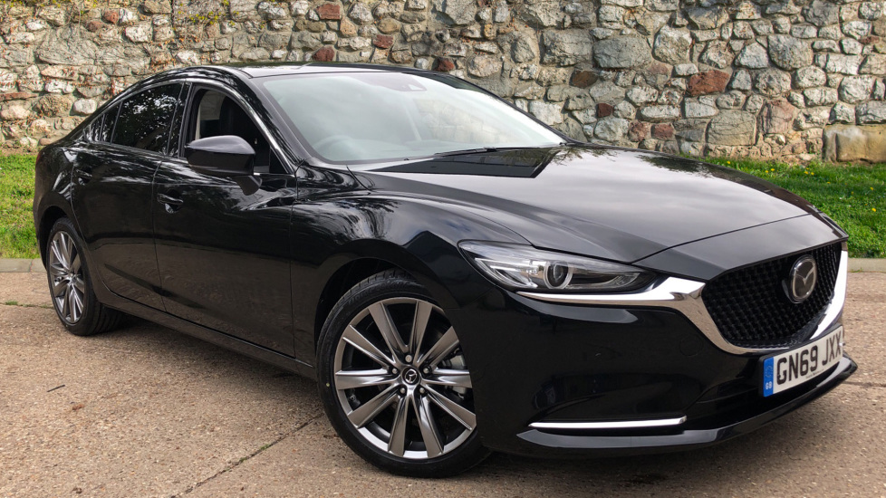 Mazda 6 2.2d Sport Nav+ 4dr Diesel Saloon (2019)