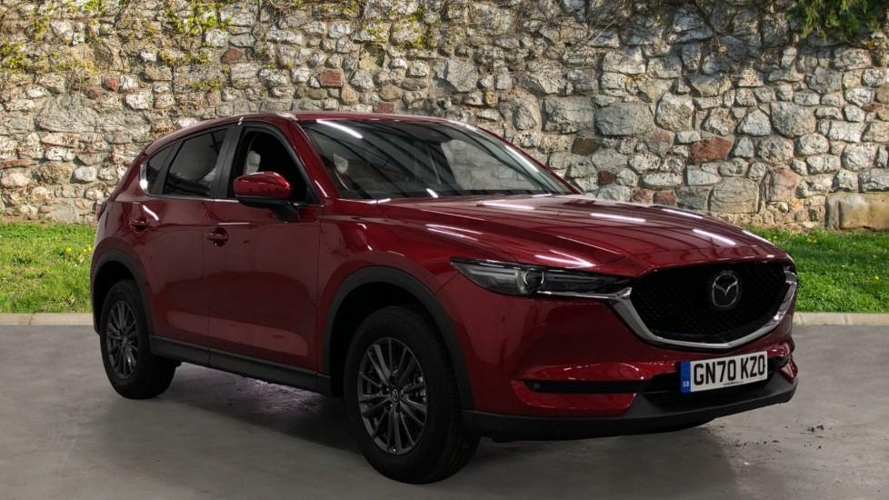 Mazda CX-5 2.2d SE-L Nav+ 5dr Diesel Estate (2020) image