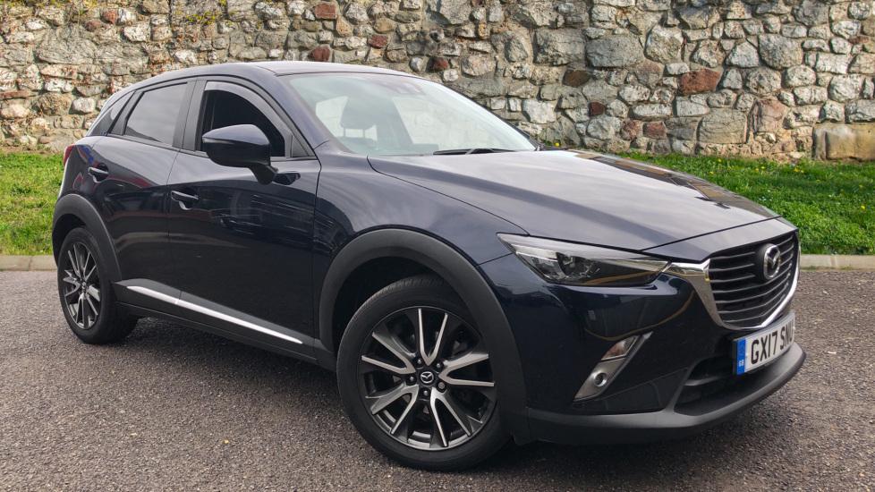 Mazda CX-3 2.0 Sport Nav Automatic 5 door Hatchback (2017)