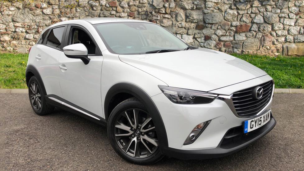 Mazda CX-3 1.5d Sport Nav 5dr Diesel Hatchback (2015)