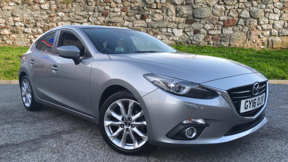 Mazda 3 2.0 165 Sport Nav 5dr Hatchback (2016)