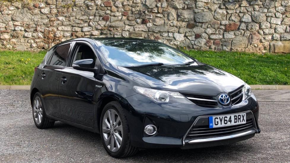 Toyota Auris 1.8 VVTi Hybrid Excel CVT Automatic 5 door Hatchback (2014)