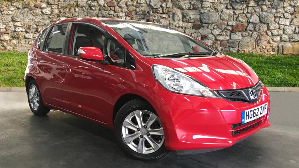 Honda Jazz 1.4 i-VTEC ES CVT 1.3 Automatic 5 door Hatchback (2013)