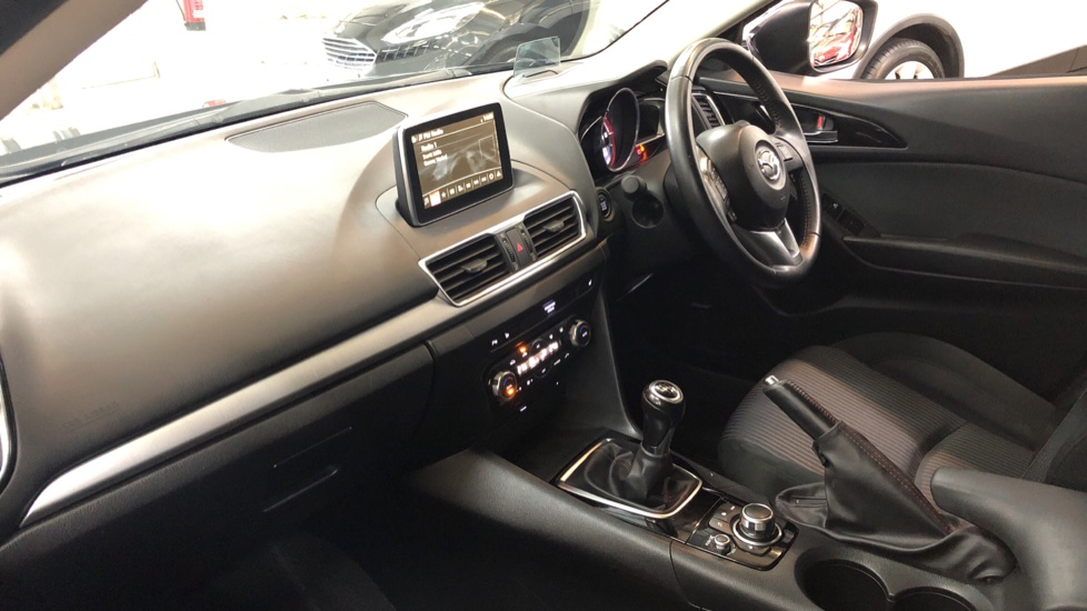 Mazda 3 2.0 Sport Nav 5dr image 13