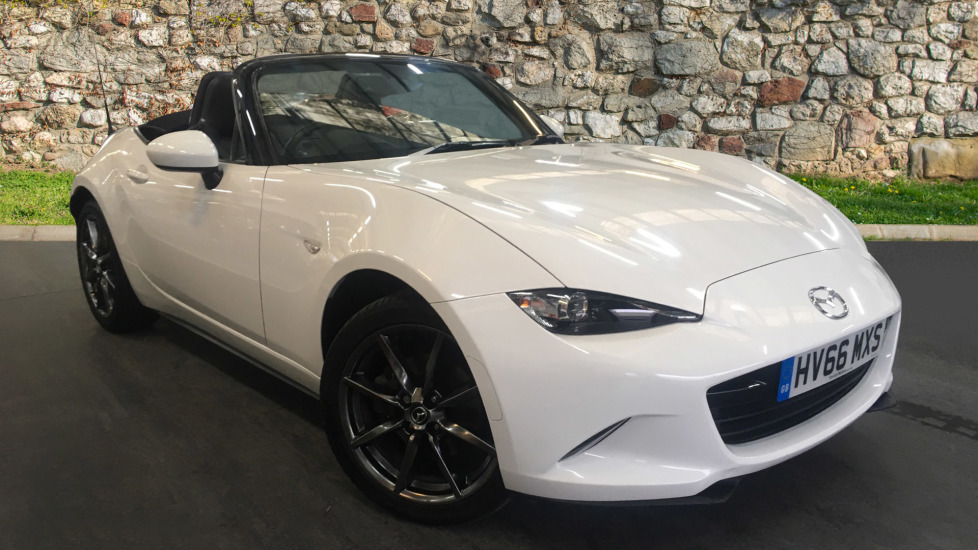 Mazda MX-5 2.0 Sport Nav 2 door Convertible (2016)