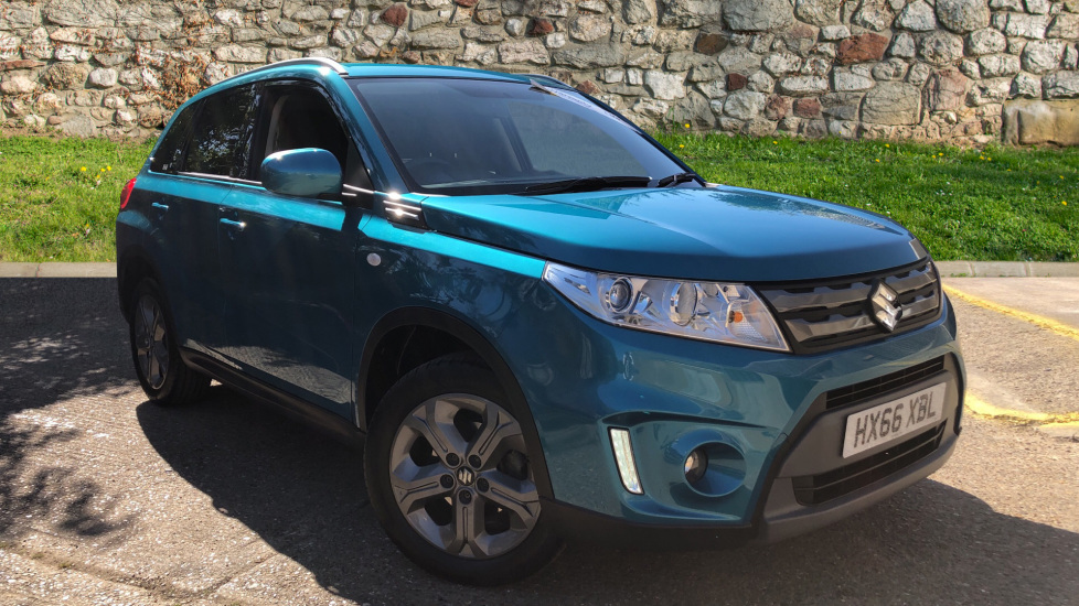 Suzuki Vitara 1.6 SZ-T 5dr Estate (2016)