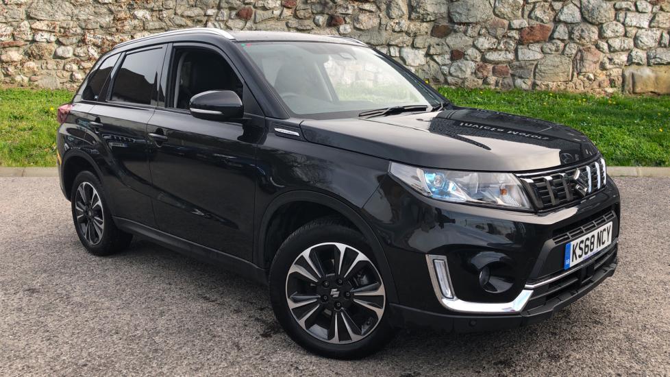 Suzuki Vitara 1.4 Boosterjet SZ5 ALLGRIP 5dr Estate (2018)