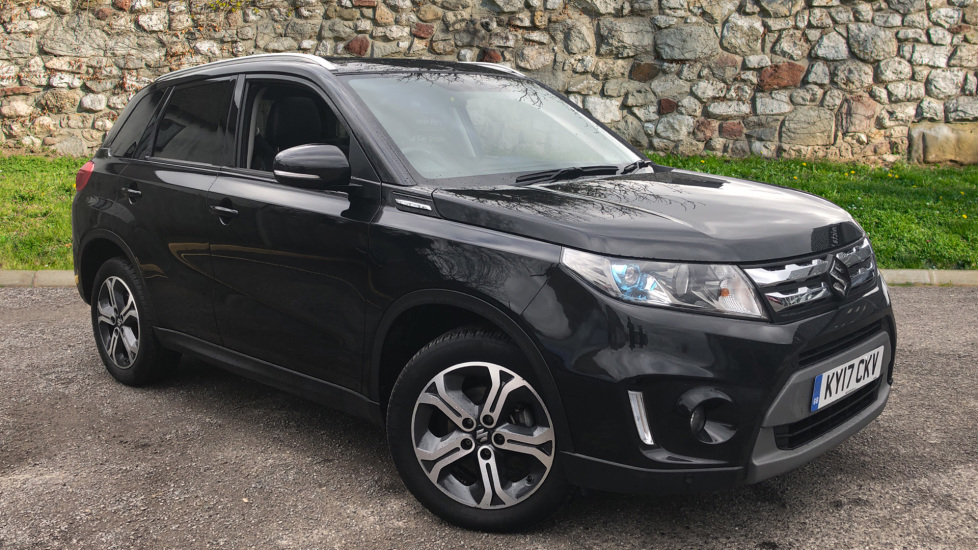 Suzuki Vitara 1.6 SZ5 ALLGRIP Automatic 5 door Estate (2017)