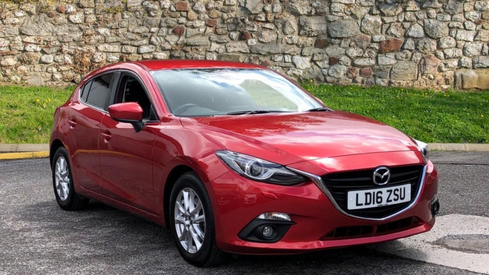 Mazda 3 2.0 SE-L Nav Automatic 5 door Hatchback (2016)