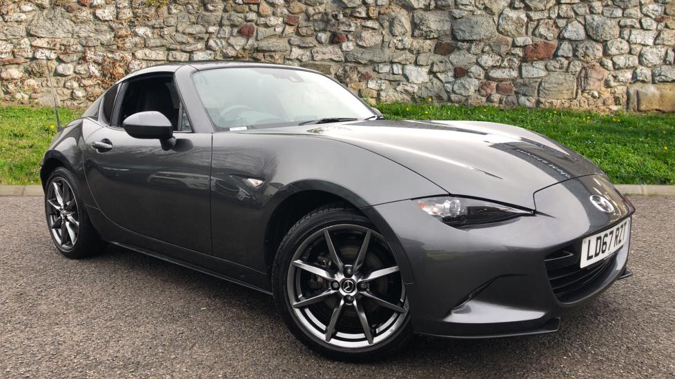Mazda MX-5 2.0 Sport Nav 2dr Convertible (2017)