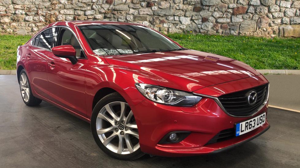 Mazda 6 2.0 Sport Nav 4dr Saloon (2013)