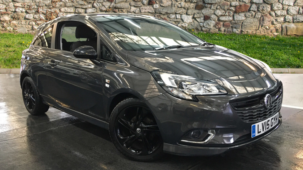 Vauxhall Corsa 1.2 Limited Edition 3dr Hatchback (2015) image