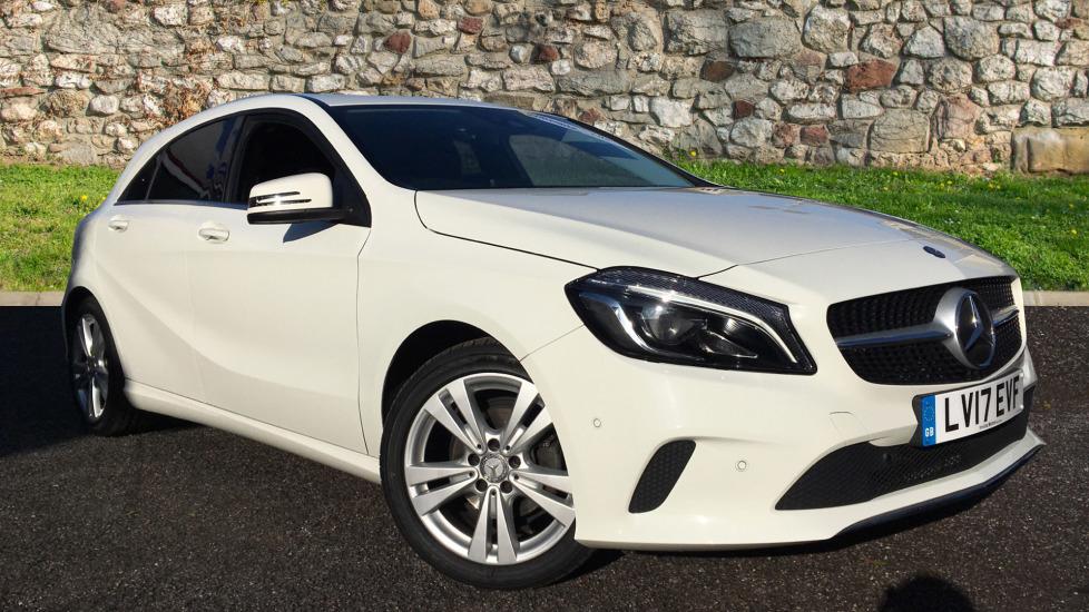 Mercedes-Benz A-Class A180d Sport Premium 5dr 1.5 Diesel Hatchback (2017)