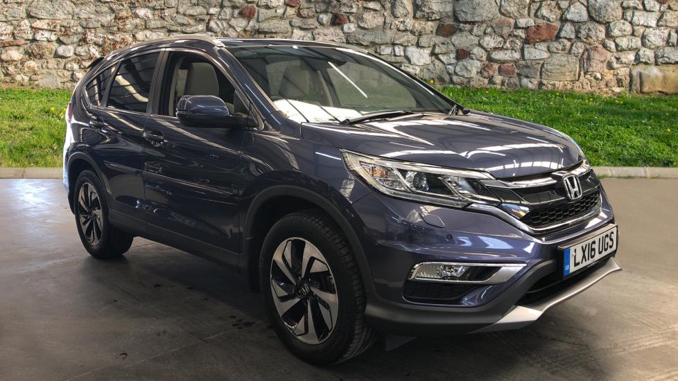Honda CR-V 1.6 i-DTEC 160 EX 5dr Diesel Estate (2016)