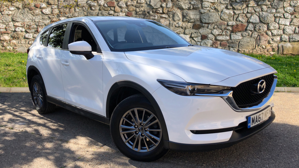 Mazda CX-5 2.0 SE-L Nav 5dr Estate (2017) image