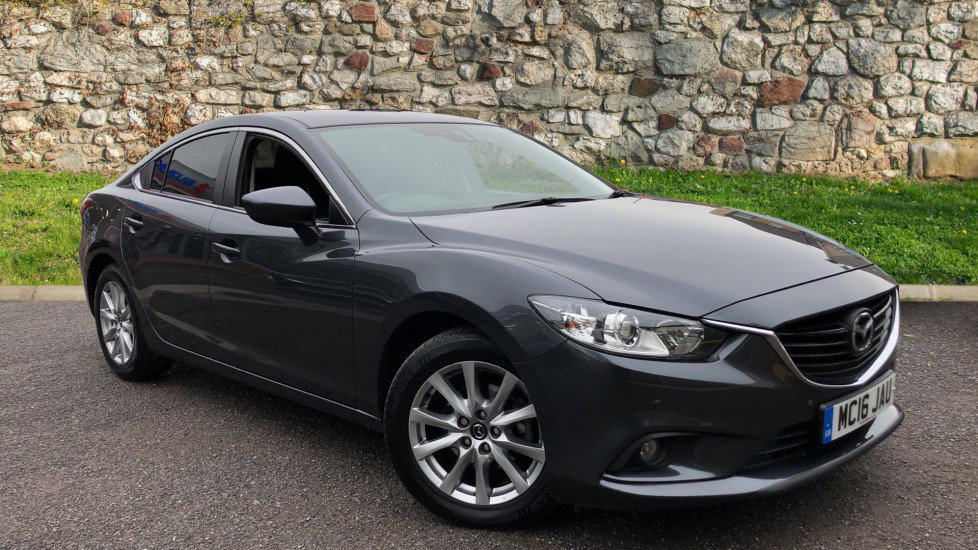 Mazda 6 2.0 SE-L Nav Automatic 4 door Saloon (2016) available from Ford Wimbledon thumbnail image