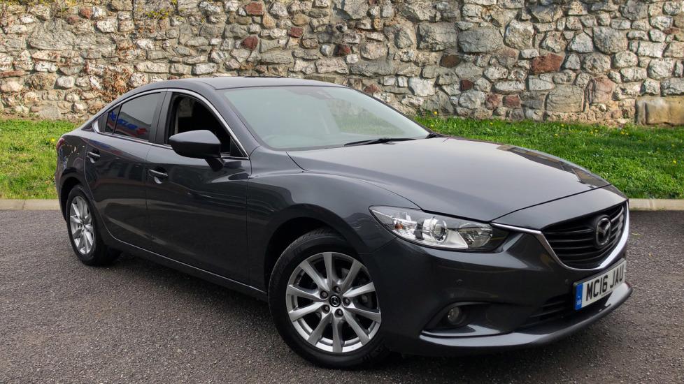 Mazda 6 2.0 SE-L Nav Automatic 4 door Saloon (2016) image