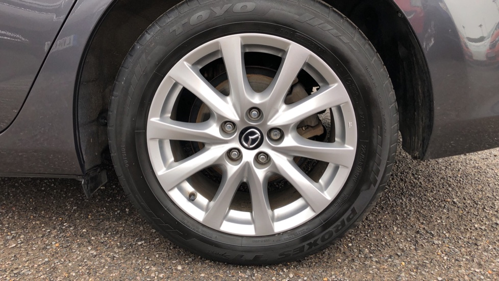 Mazda 6 2.0 SE-L Nav image 8