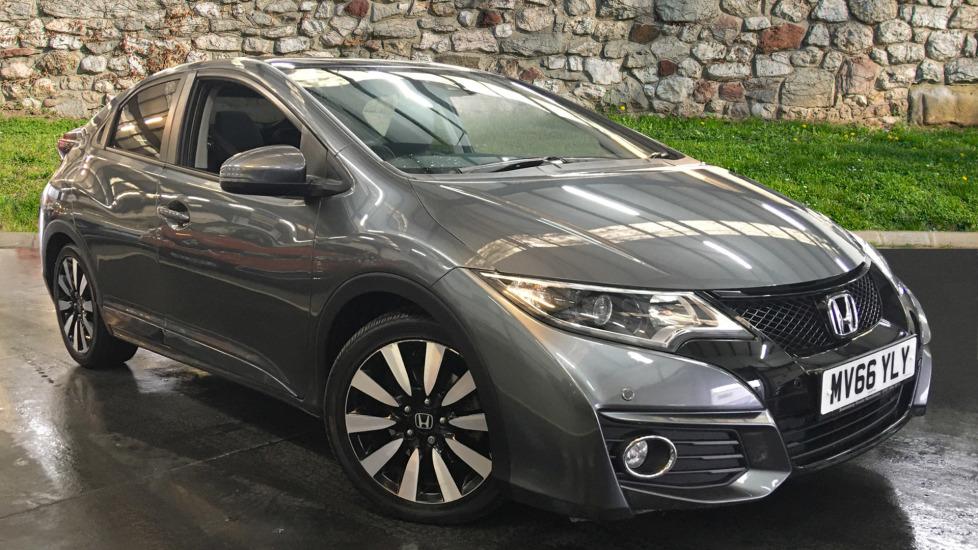 Honda Civic 1.8 i-VTEC SR Automatic 5 door Hatchback (2016) image