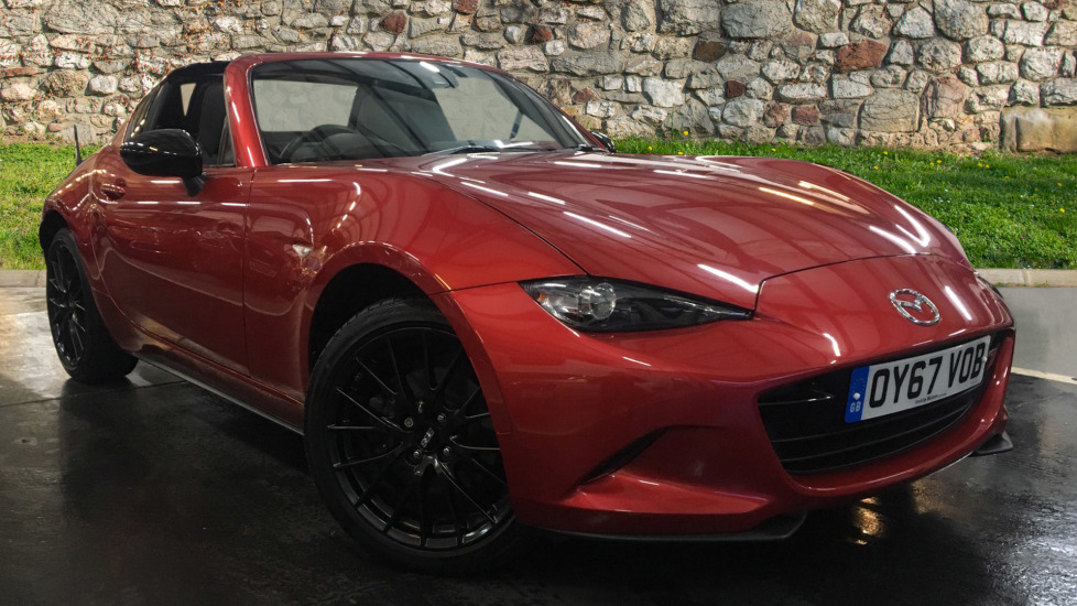 Mazda MX-5 2.0 Launch Edition 2dr Convertible (2017)