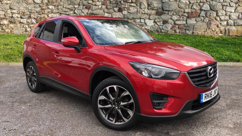 Mazda CX-5 2.0 Sport Nav 5dr Estate (2016)