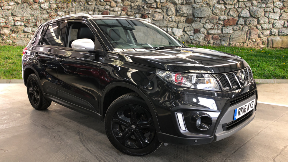 Suzuki Vitara 1.4 Boosterjet S ALLGRIP 5dr Estate (2016)