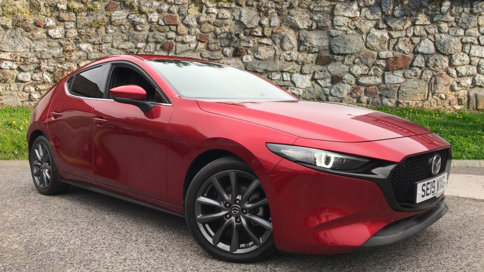 Mazda 3 2.0 Skyactiv-G MHEV GT Sport Automatic 5 door Hatchback (2019)
