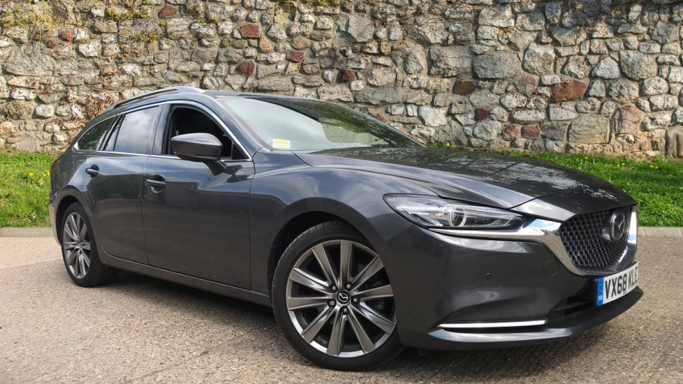 Mazda 6 2.2d GT Sport Nav+ 5dr Diesel Automatic Estate (2019)