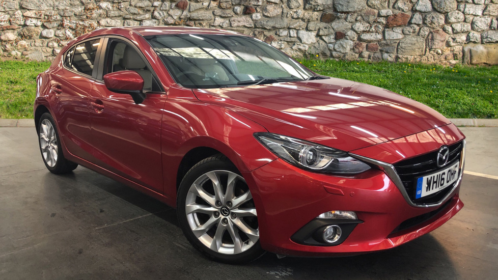Mazda 3 2.0 Sport Nav Automatic 5 door Hatchback (2016)