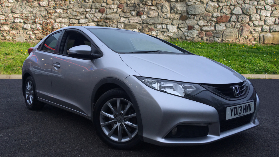 Honda Civic 1.8 i-VTEC ES Automatic 5 door Hatchback (2013) image
