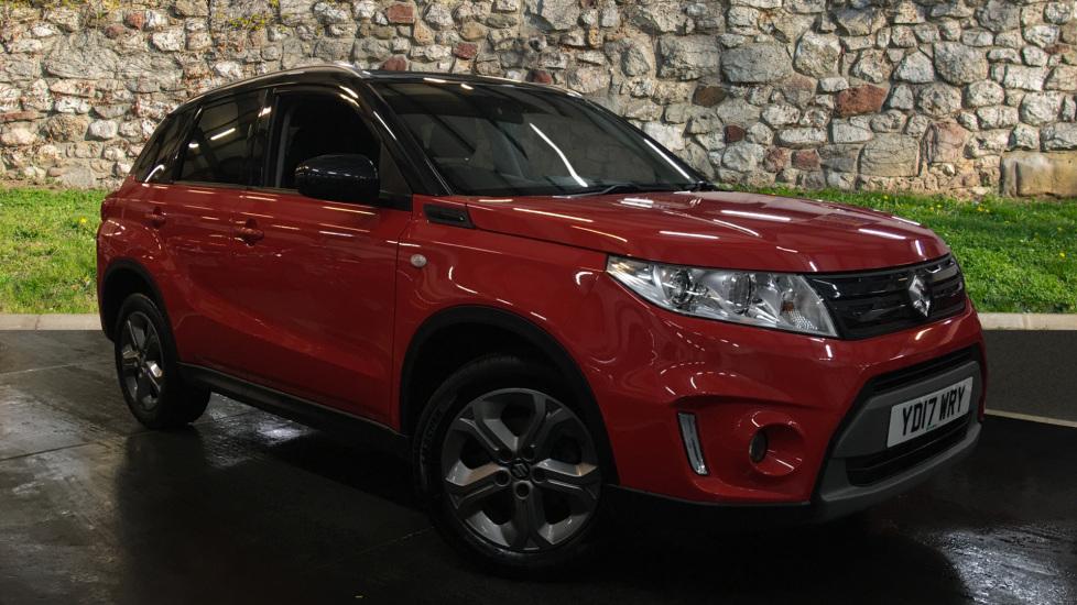 Suzuki Vitara 1.6 DDiS SZ-T 5dr Diesel Estate (2017)