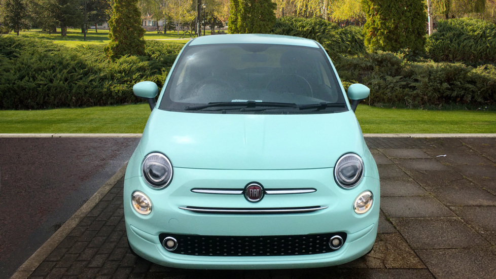Fiat 500 1.2 Lounge - DELIVERY MILEAGE AND SUBSTANTIAL SAVING image 7