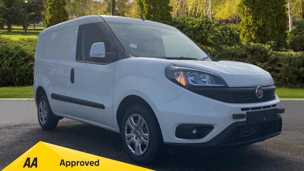 Fiat Doblo Cargo SWB TECNICO 1.3 95  MY20 Diesel 5 door (2020)