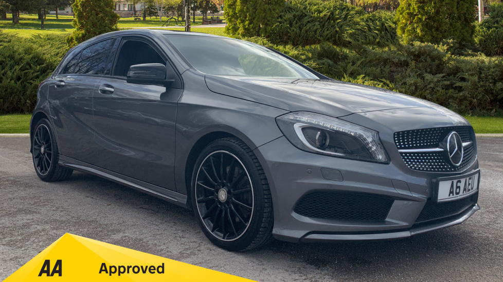 Mercedes-Benz A-Class A220 CDI AMG Night Edition 2.1 Diesel Automatic 5 door Hatchback (2015)