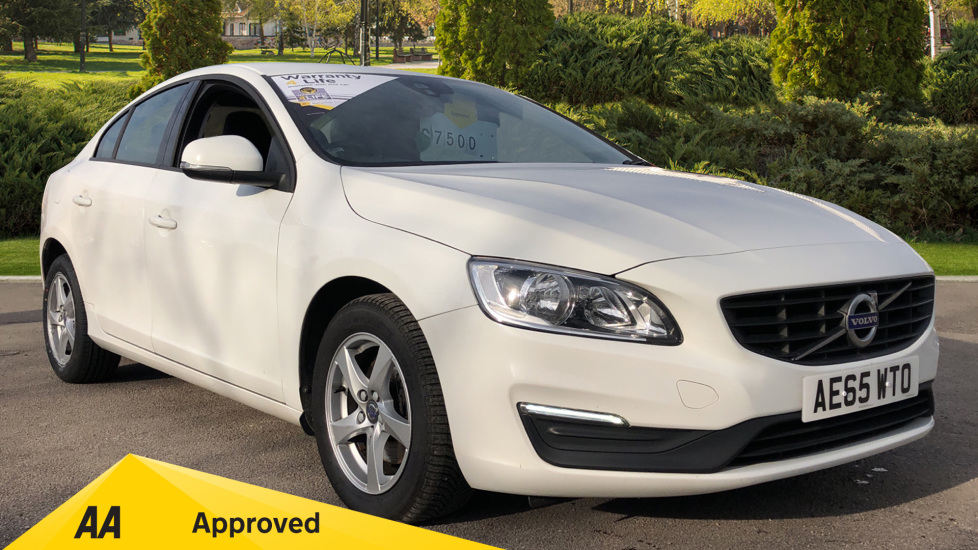 Volvo S60 D4 [190] Business Edition 4dr 2.0 Diesel Saloon (2015)
