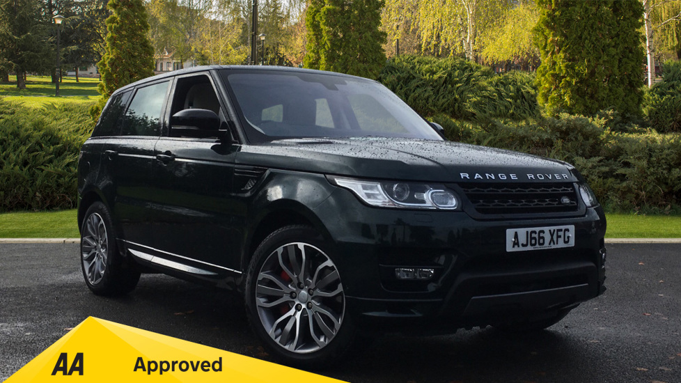 Land Rover Range Rover Sport 5.0 V8 S/C Autobiography Dynamic - Extensive Factory Fitted Extras Automatic 5 door Estate (2016) image
