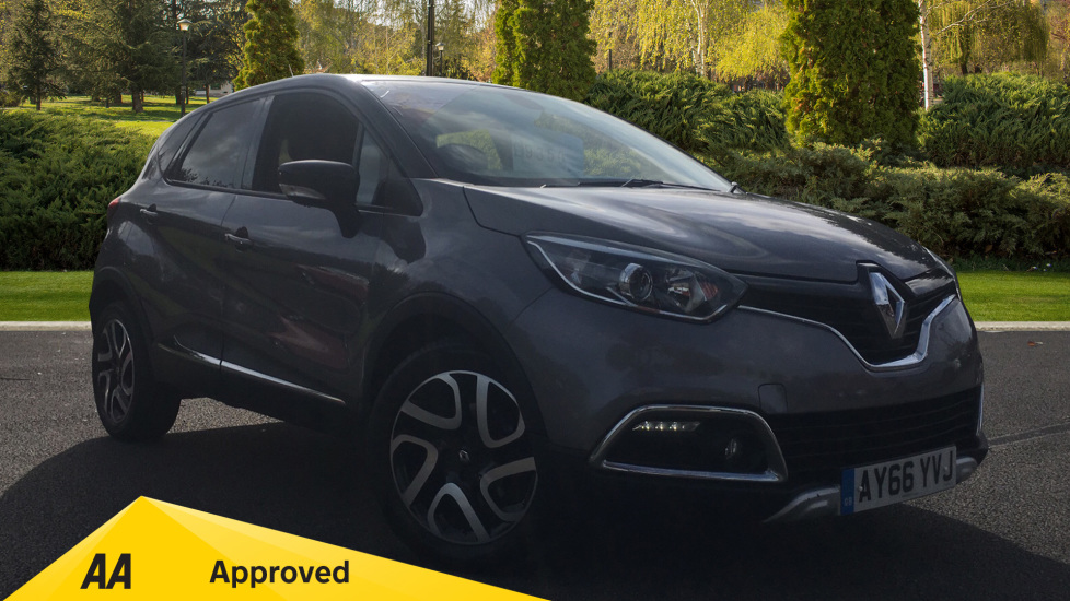 Renault Captur 1.5 dCi 90 Signature Nav - SAT NAV, Cruise, Bluetooth, USB Diesel 5 door Hatchback (2016)