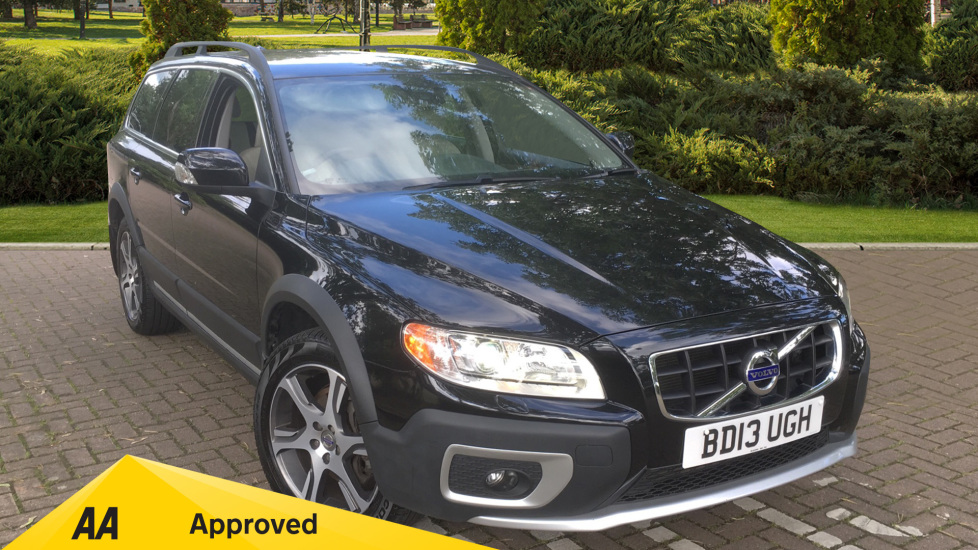Volvo XC70 D5 [215] SE Lux 5dr Geartronic [Sat Nav] with Rear Park Assist, Heated Front Seats 2.4 Diesel Automatic Estate (2013) image