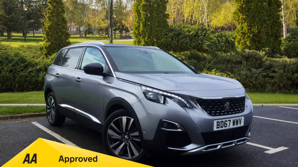 Peugeot 5008 1 2 PureTech GT Line 5dr Estate (2017) available from Ford  Canterbury