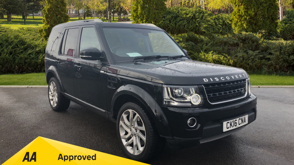 Land Rover Discovery 3.0 SDV6 Landmark 5dr Diesel Automatic Estate (2016)