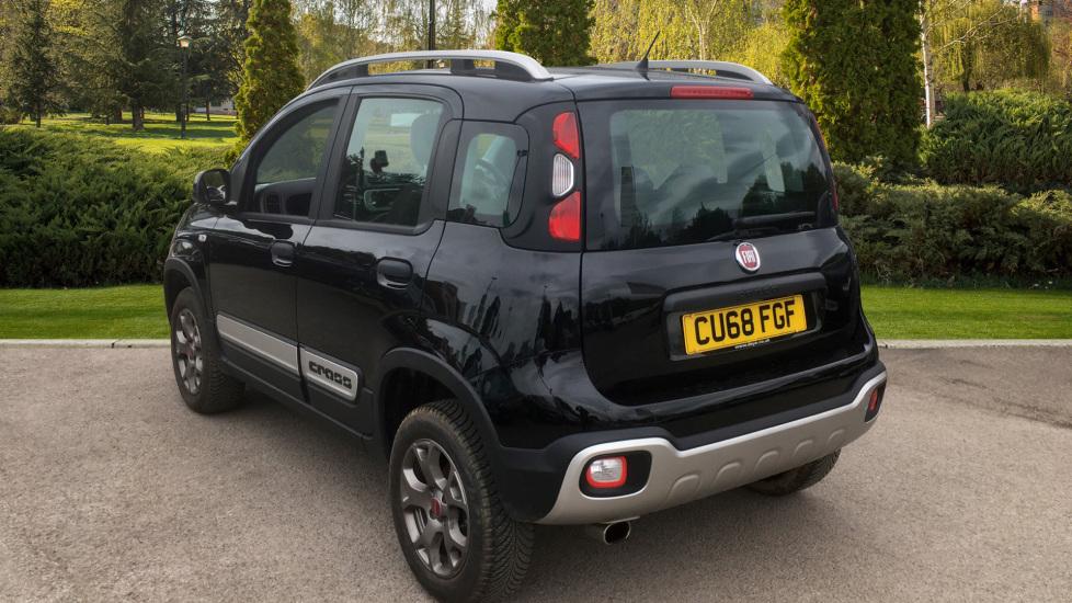 Fiat Panda 4x4 CROSS TWINAIR 4X4 0 9 5 door Hatchback (2018) at Warrington  Motors Fiat, Peugeot and Vauxhall