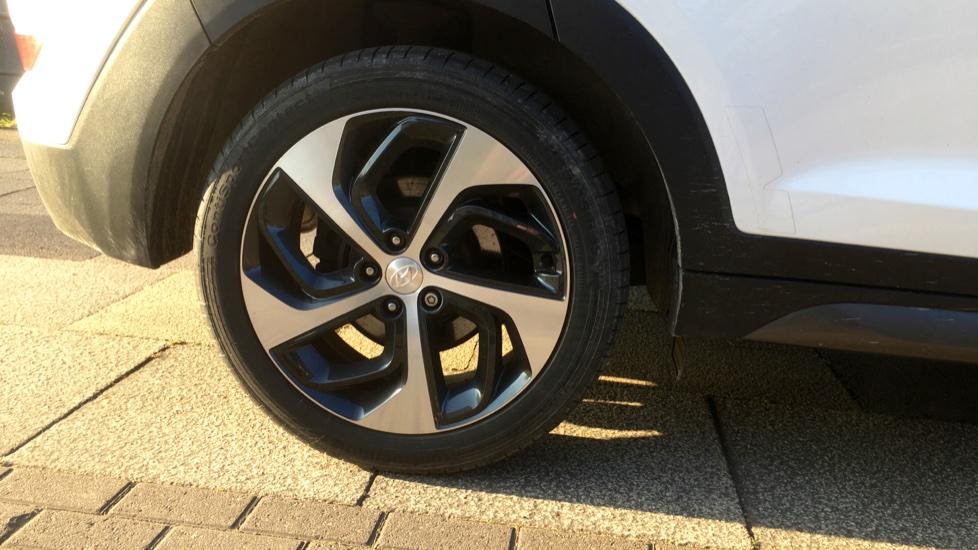 Hyundai Tucson 2.0 CRDi 185 Premium SE Electric Sunroof, Leather, SAT NAV, FREE SERVICE image 8