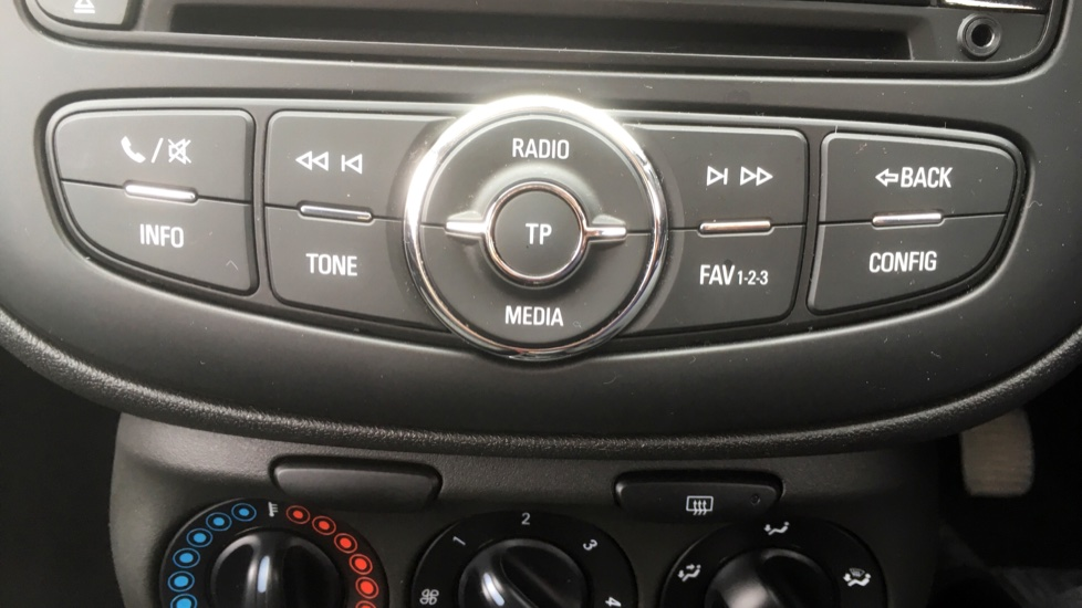 Vauxhall Corsa 1.4 [75] ecoFLEX Sting 3dr image 14