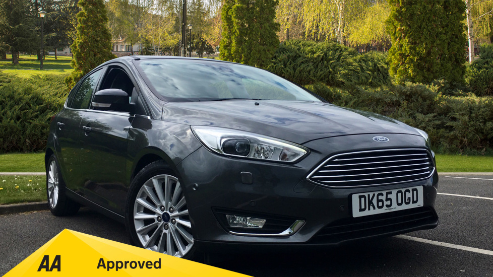 Ford Focus 2.0 TDCi Titanium X Powershift Diesel Automatic 5 door Hatchback (2015) image