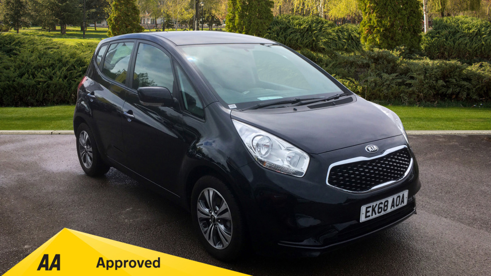Kia Venga 1.6 ISG 2 5dr with Very Low Mileage Hatchback (2018)