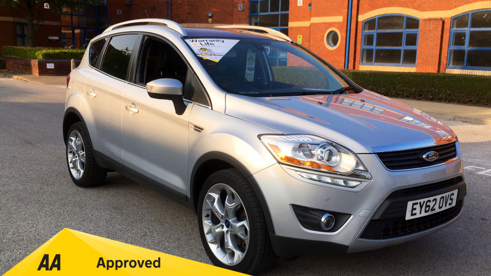 Ford Kuga 2.0 TDCi 163 Titanium X 5dr Powershift Panoramic Sunroof Diesel Automatic Estate (2012) image