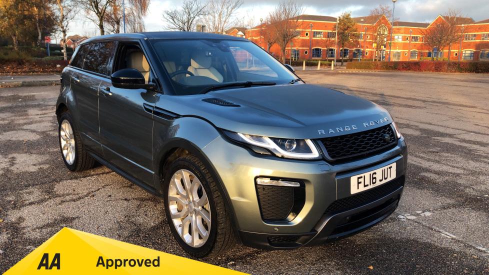 Land Rover Range Rover Evoque 2.0 TD4 HSE Dynamic 5dr Diesel Automatic Hatchback (2016) image