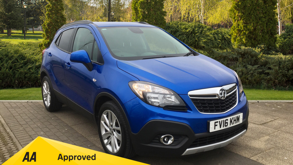 Vauxhall Mokka 1.4T Exclusiv with Cruise Control and Front and Rear Park Sensors Automatic 5 door Hatchback (2016) image
