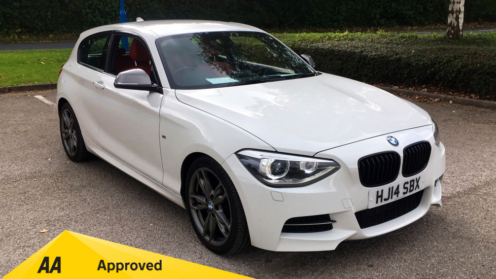 BMW 1 Series M135i M Performance Step 3.0 Automatic 3 door Hatchback (2014) image